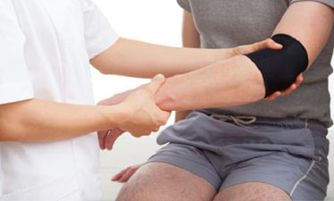 Hand & Elbow Physio Therapy